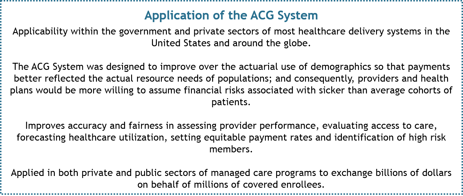 applicationACGSystem